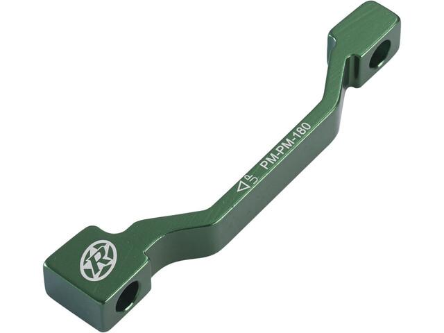Reverse PM-PM Adaptador de Disco 180mm, verde